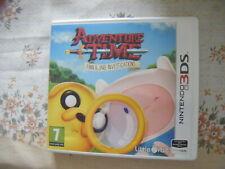 Adventure Time - Finn & Jake Investigations - Nintendo 3ds