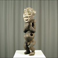 62427) Afrikanische Mambila Figur Nigeria Afrika KUNST