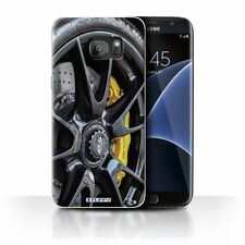 Étuis, housses et coques jaunes Samsung Galaxy S7 pour téléphone mobile et assistant personnel (PDA) Samsung