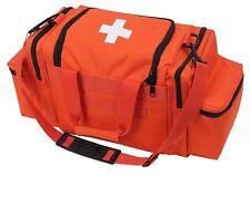232e97dffc34 Orange Medic Bag EMT Rescue With White Cross Emergency Rothco 2658