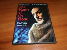 The Name of the Rose (DVD, Widescreen 2004)
