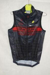 Hincapie Pro Cycling Team Element Windtex Vest Mens Small NEW