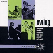 Planet Jazz Swing BENNY GOODMAN BENNIE MOTEN TOMMY DORSEY ARTIE SHAW GENE KRUPA