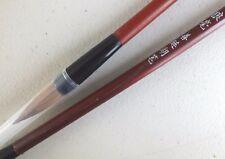10 CHINESE S WOLF WRITING CALLIGRAPHY PAINTING BRUSH JAPANESE SUMI CRAFT ART