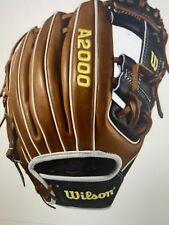 "WILSON A2000 1788 11.75"" WTA20RB191788 Baseball Glove Right Hand Throw"