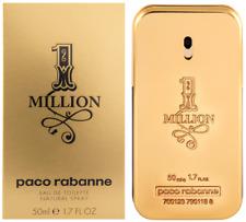 PACO RABANNE 1 ONE MILLION EAU DE TOILETTE 50ML EDT NEU & OVP