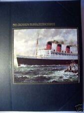 Die grossen Passagierschiffe 1979 Passagierschiff