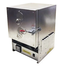 GENUINE 950C(1742 F) ELECTRIC KILN 4 CLAYS, METALS, STONES, ENAMELS - 110V-240V