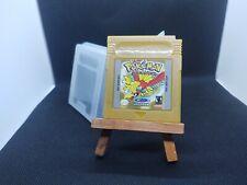Pokémon Goldene Edition Nintendo Game Boy Color Repro