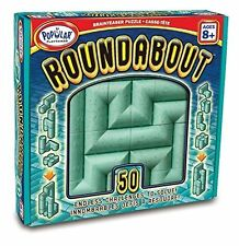 Roundabout Brainteaser Puzzle from Popular Playthings  - New / Sealed