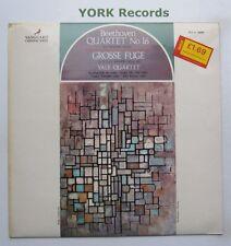 VCS 10097 - BEETHOVEN - Quartet No 16 YALE QUARTET - Excellent Con LP Record