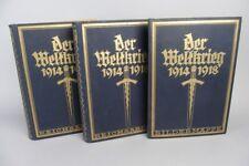 La guerra mondiale 1914-18 ricco archivio, volume 1,2 + cartella Immagini, tutta LINO wk1