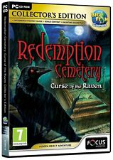 Redemption Cemetery: Curse of the Raven Collector's Edition (PC CD) NEW SEALED