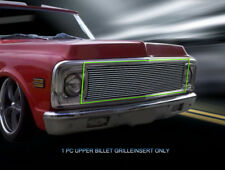 Fits 1969-1972 Chevy Blazer/C/K Pickup/Suburban Billet Grille Grill Insert