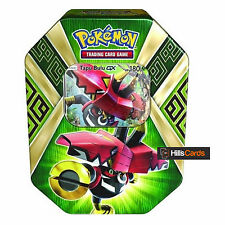 Pokemon TCG Tapu Bulu GX Summer 2017 Collectors Tin: Booster Packs + Promo Card