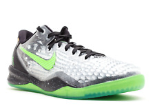 Nike Kobe 8 VIII Cool Grey/Green XMAS Christmas What The Prelude GS 7Y Wmns 8.5