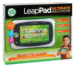 Leappad Ultimate Get Ready For School Green + Bonus $30 Download Card