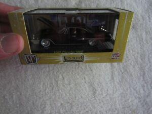 M2 Machines:  2013 Auto-Thentics Premium Edition:  Black 1960 Chrysler 300F NIP