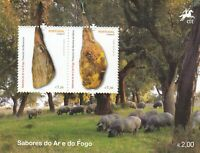 273766 / Portugal ** MNH Block Nr.  342 Fauna Schwein