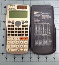 Casio Fx-115Es Plus Graphic Calculator Used Good condition fully functional