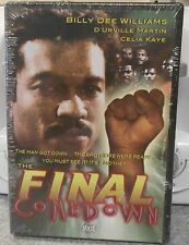 The Final Comedown (DVD 2002) RARE 1972 CRIME ACTON BILLY DEE WILLIAMS BRAND NEW