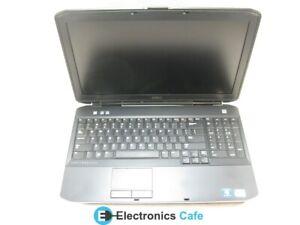 """Dell Latitude E5530 15.6"""" Laptop 2.2 GHz i3-2328M 4GB RAM (Grade B No Webcam)"""