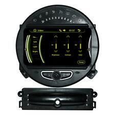 For BMW Mini Cooper 2006-2013 Radio DVD GPS  Stereo Satnav Headunit Multimedia