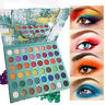 48Colors Markieren Sie Lidschatten Multicolor Pearl Shimmer Dumb Light Augen Mak