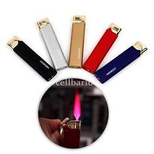 Honest Windproof Colorful Jet Hot Pink Flame Cigarette Cigar Butane Gas Lighter