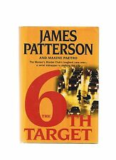 The 6th Target by Maxine Paetro (2007, Hardcover)