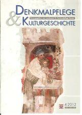 Denkmalpflege & Kulturgeschichte Hessen 4-2012