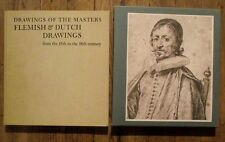 Flemish & Dutch drawings 15th 18th century,Eisler,Shorewood,1963