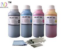 Refill ink kit for HP 952 952XL OfficeJet Pro 8720 8730 8740 4X250ML