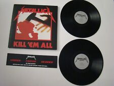 Metallica – Kill 'Em All - 2 LP / vinyl