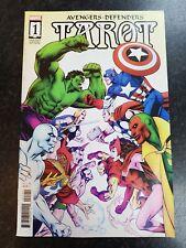Tarot #1 Avengers Defenders Variant