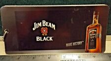 Jim Beam Whiskey Bartender's Recipe Mixing Drink Booklet for the Bar Euc