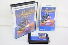 ALADDIN Item Ref/bbbc Mega Drive Sega Import Japan Game md