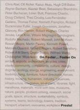 On Foster...Foster on (Architecture), , David Jenkins, Norman Foster, Good, 2000