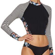 Tart Cara Long Sleeve Bikini Top ONLY Size M Medium