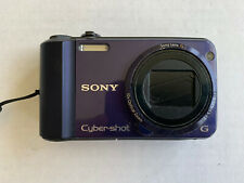 Sony Cyber-shot DSC-H70 16.1MP Digital Camera Blue