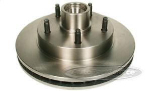 Disc Brake Rotor-Performance Plus Brake Rotor Front Tru Star 491640