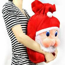 Christmas Gift Storage Bag Santa Claus Drawstring Candy Toy Pouches Xmas Decor
