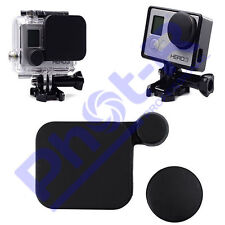 PhotR Protective Camera Lens Cap + Housing Case Cover For Gopro HD Hero 1 2 3+ 4