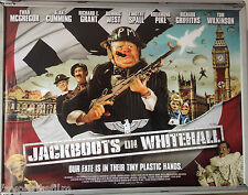 Cinema Poster: JACKBOOTS ON WHITEHALL 2010 (Quad) Ewan McGregor Rosamund Pike