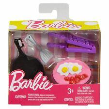 Mattel Barbie FHP70Cooking & Baking Kitchen Utensil Breakfast