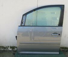 120)VW Touran 1T Fahrertür Tür vorne links hellgrau met  2007