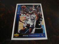 1993-94 Upper Deck Basketball--Anfernee Hardaway--Jumbo--Walmart Only--Mint--HTF