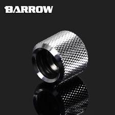 """Barrow G1/4"""" plata doble empuje de montaje para tubos de rígido 12mm extender - 038"""