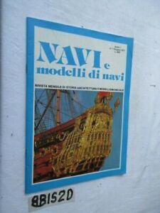 NAVI E MODELLI DI NAVI ANNP I  N°1  GIUGNO 1977         (8BIS2D)