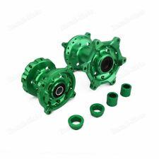 Front & Rear Wheel Hubs For Kawasaki KX 125 250 2006-08 KX250F KX450F 2006-18 BS